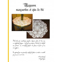 Naperon marguerite