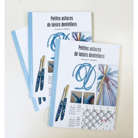 """Livre """"Petites astuces de loisirs dentelliers"""""""
